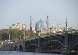 Лестницы минаретов мечети отреставрируют к ноябрю