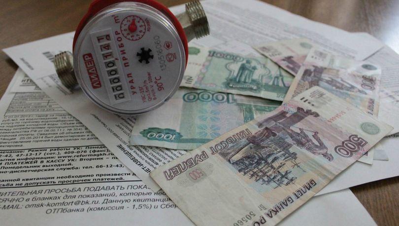Средний размер долга россиянина за услуги ЖКХ – 46 тыс. рублей