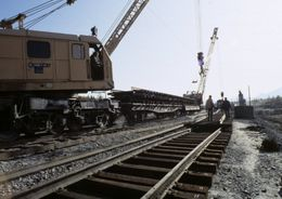 Китайцы построят новую  ж/д магистраль в СЗФО