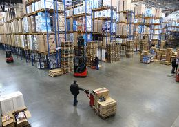 Х5 Retail Group запустила распределительный центр в Шушарах