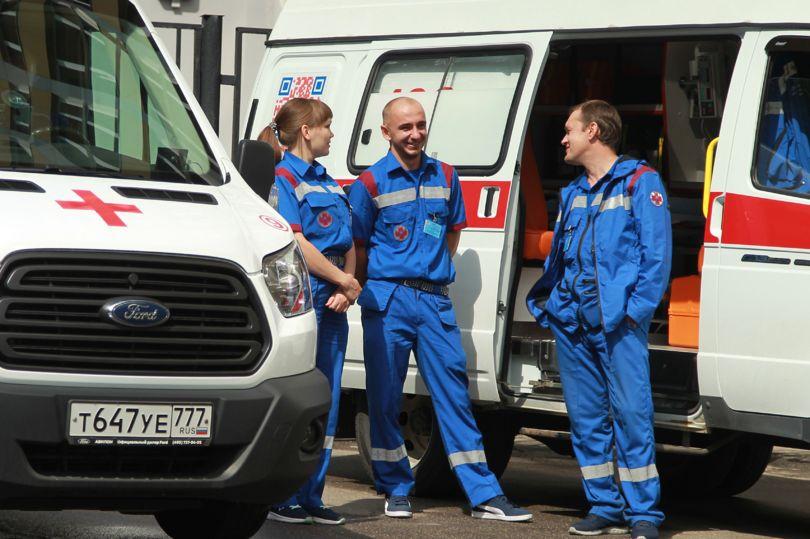 Подстанция скорой помощи