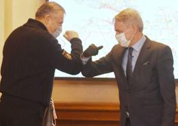 Дрозденко и Хаависто