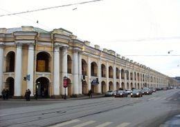 Fortgroup представила проект развития Большого Гостиного двора