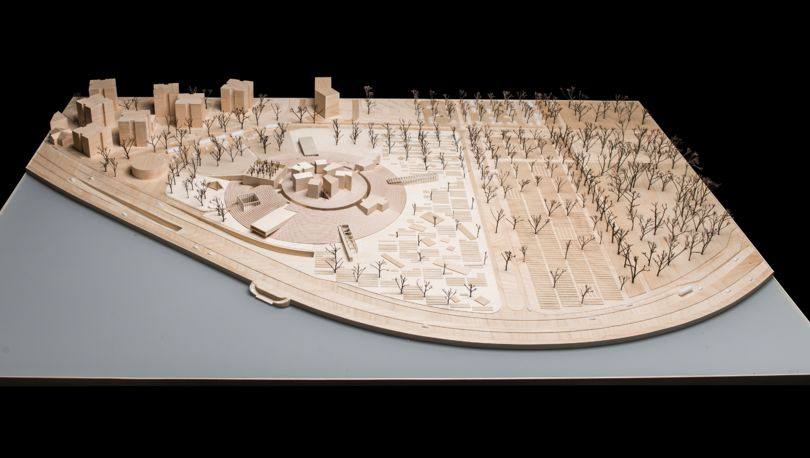 проект комплекса «Оборона и блокада Ленинграда»