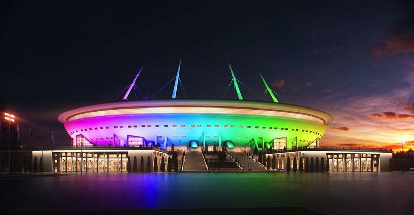 Стадион «Зенит-Арена»