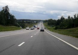 Участок трассы «Россия» отремонтируют за 931 млн рублей
