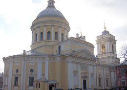 У Александро–Невской лавры построят элитное жилье