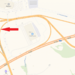 Закрыты три съезда с Выборгского шоссе на КАД