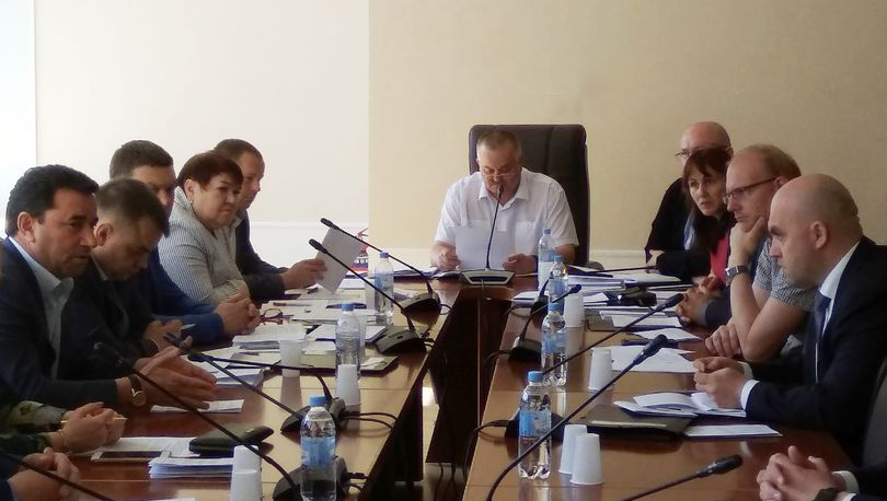 Комиссия по местному самоуправлению Законодательного собрания Ленинградской области