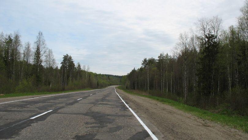 В реконструкцию трассы