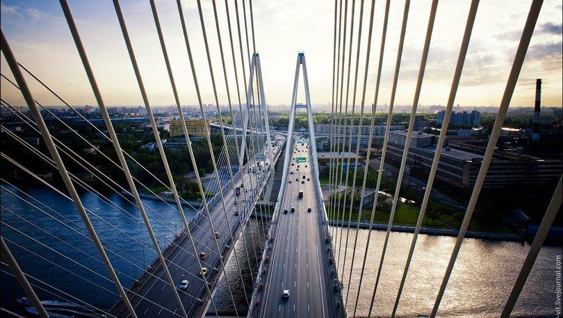 Приостановлен конкурс на содержание мостов на КАД