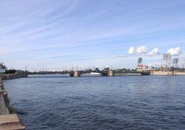 С Тучкова моста уберут трамвайное движение