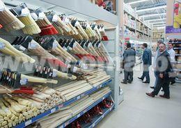 На Выборгском шоссе откроется строительный гипермаркет