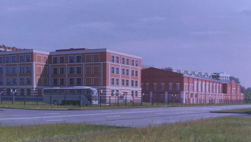 школа на петровском