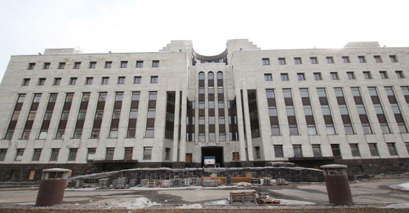 Здание Российской национальной библиотеки