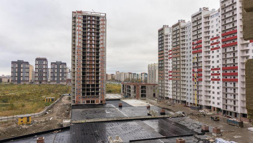 Смольный: Арест части квартир ГК «Город» не влияет на график достройки объектов