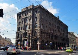 Сбербанк откроет гостиницу на Невском проспекте