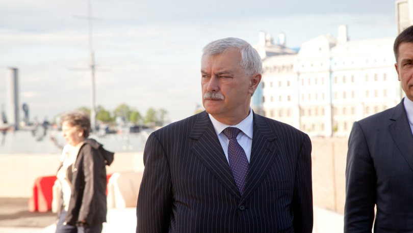 Генплан Петербурга примут в 2019 году