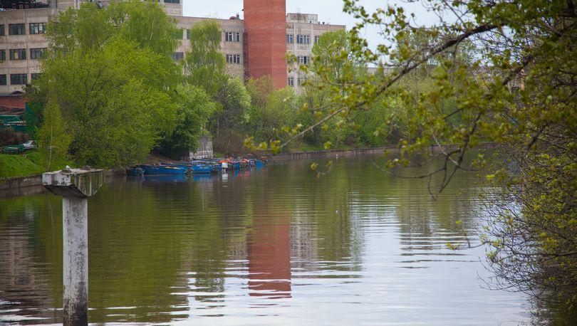 река Охта 050219