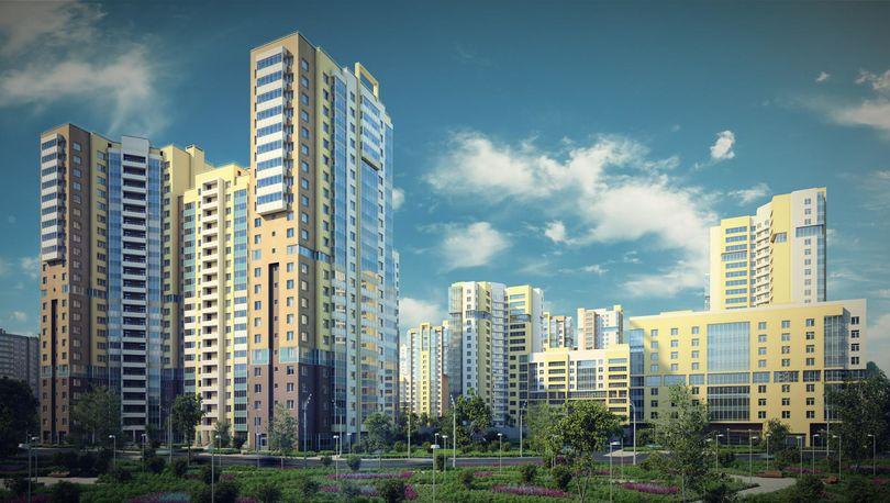 IV очередь строительства ЖК «Триумф Парк» готова на 70%