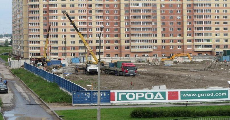 На достройку объектов ГК «Город» перечислят 250 млн. рублей