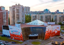 В Петербурге открывается второй развлекательный комплекс «Maza Park»