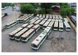Приостановлен ход аукциона на автобусную стоянку в Петергофе