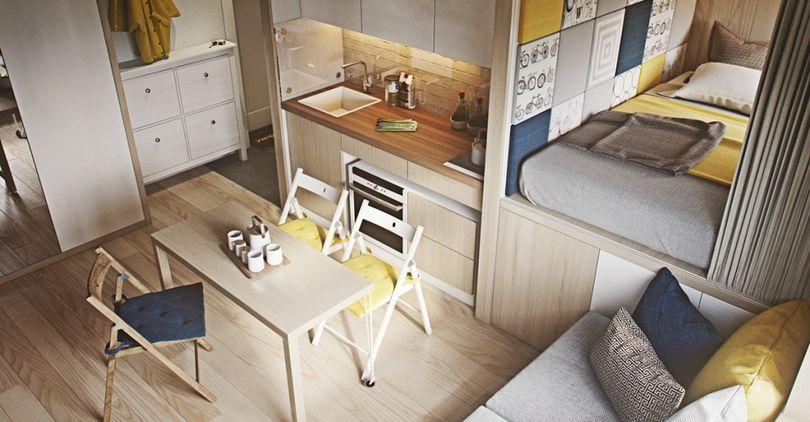 Шувалов: Двадцатиметровые квартиры востребованы везде
