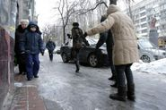 В Петербурге ожидаются снег и гололед