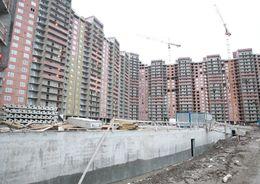 Строительные работы на корпусах ЖК «Ленинский парк» завершатся в марте