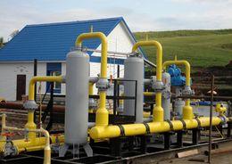 В Старо-Паново реконструируют газорегуляторный пункт