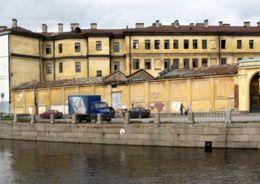 казармы на Римского-Корсакова