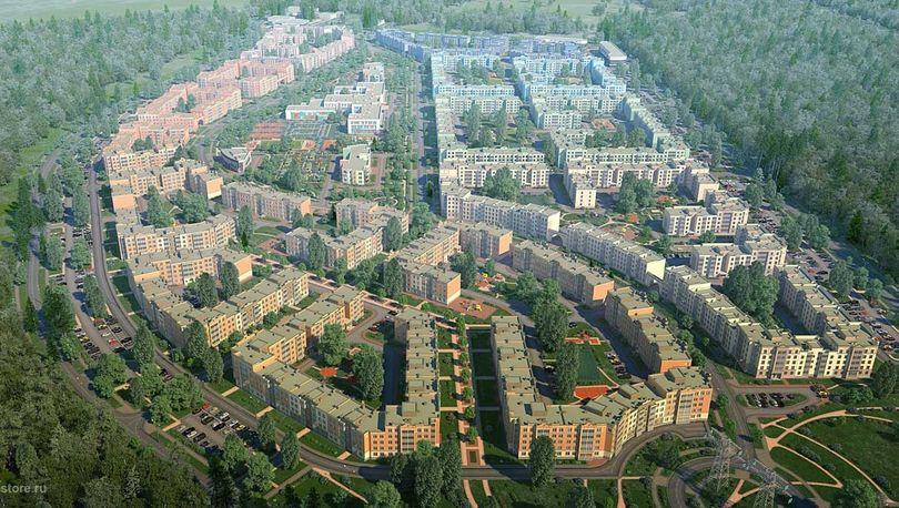 Жилой комплекс «Новое Сертолово»