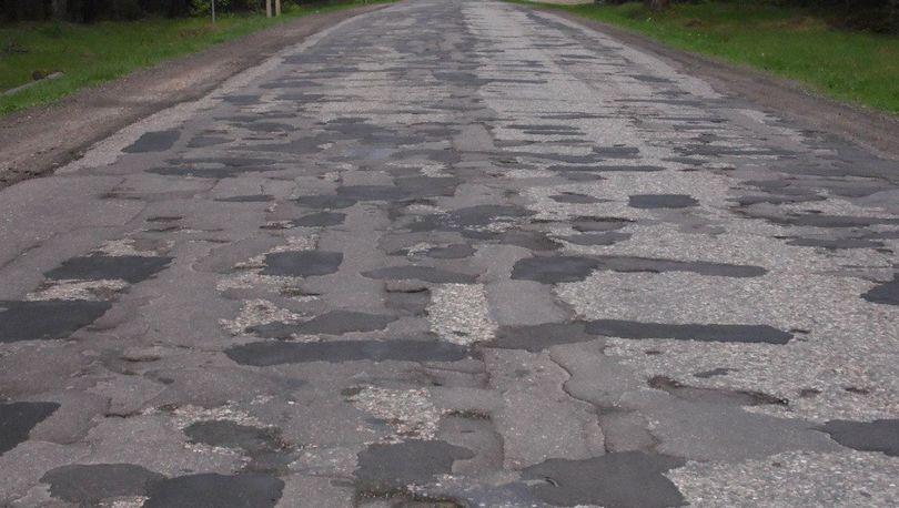 Ямочный ремонт дорог предложили запретить
