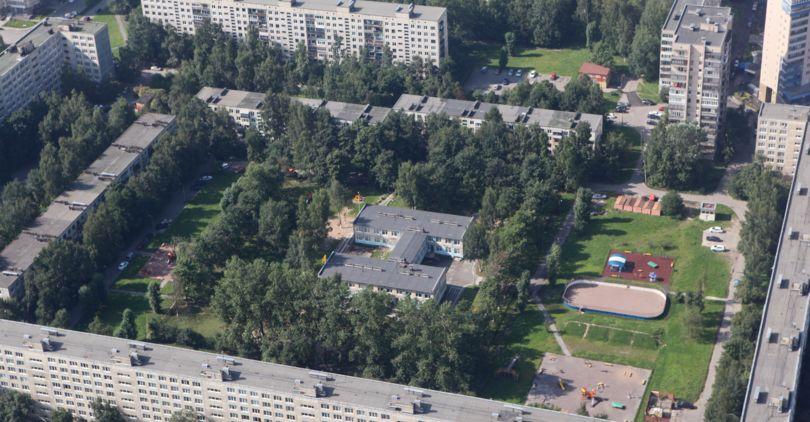 Невский район