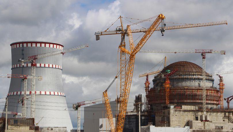 На ЛАЭС-2 завершено строительство турбины первого энергоблока