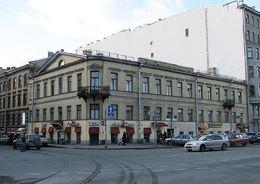 Историческое здание на Лиговском проспекте приспособят под отель