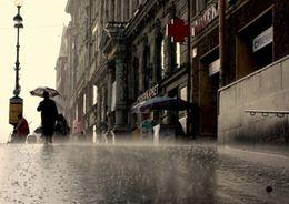 Июнь в Петербурге будет дождливым