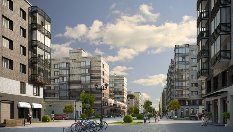 Петербургские покупатели жилья предпочитают скандинавскую архитектуру