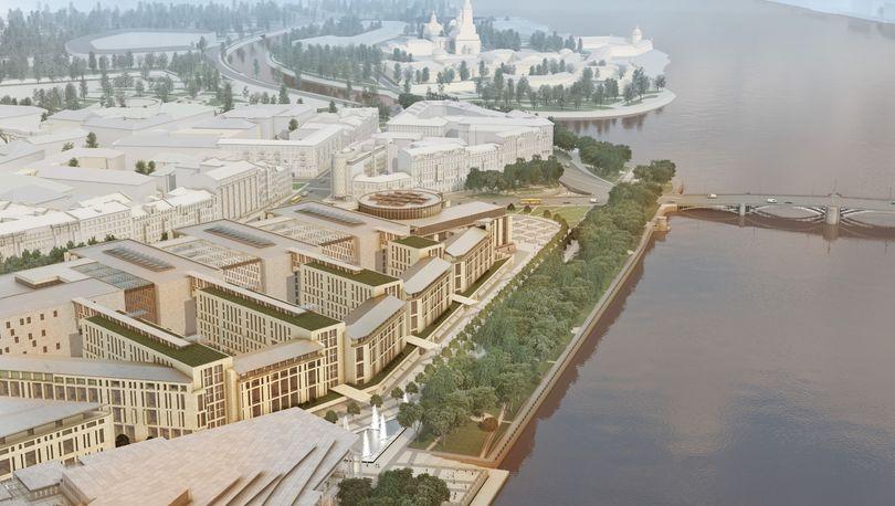 Проект Верховного суда одобрен Главгосэкспертизой