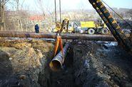 Строительство Ладожского водовода