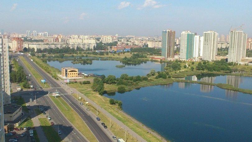 В Петербурге появятся два новых парка