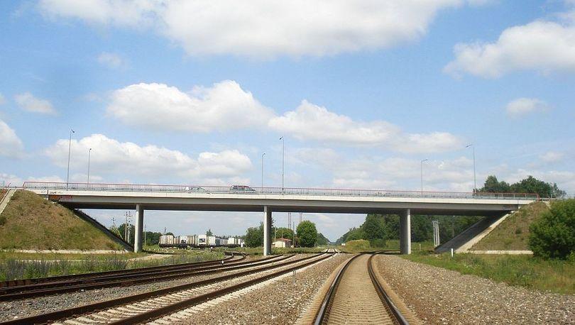 У станции «Горьковское» открыли путепровод