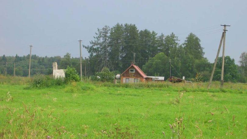 Деревня Большая Вруда