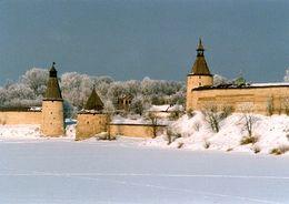 Работы по реставрации Псковского кремля начнутся в этом году