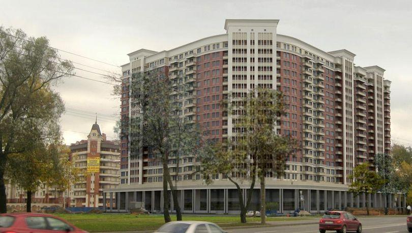 ЖК «Полежаевский парк» планируется сдать в конце марта