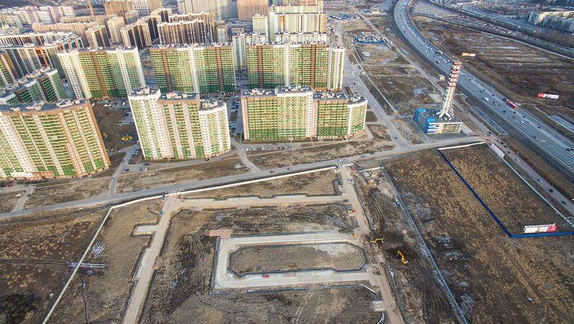 Решение транспортной проблемы Мурино оценили в 1,2 млрд рублей