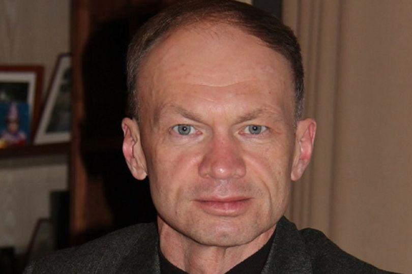 Павел Горячкин