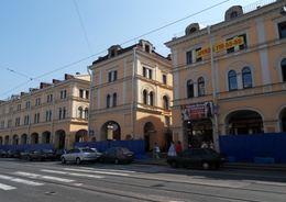 Реновацией Апраксина двора может продолжить заниматься «Главстрой СПб»
