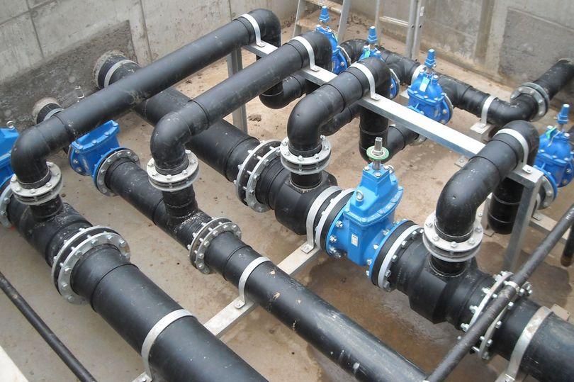водопроводные сети